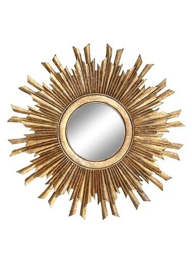 Warm Design Ayna Sarı